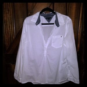 Tommy Hillfiger White Button Down